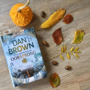 Herfst Boek Oorsprong Dan Brown by Book Barista
