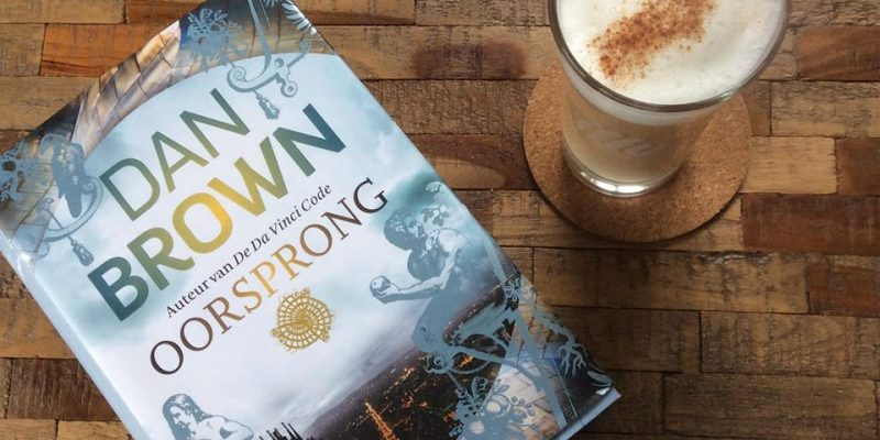 Dan Brown Oorsprong Recensie by Book Barista