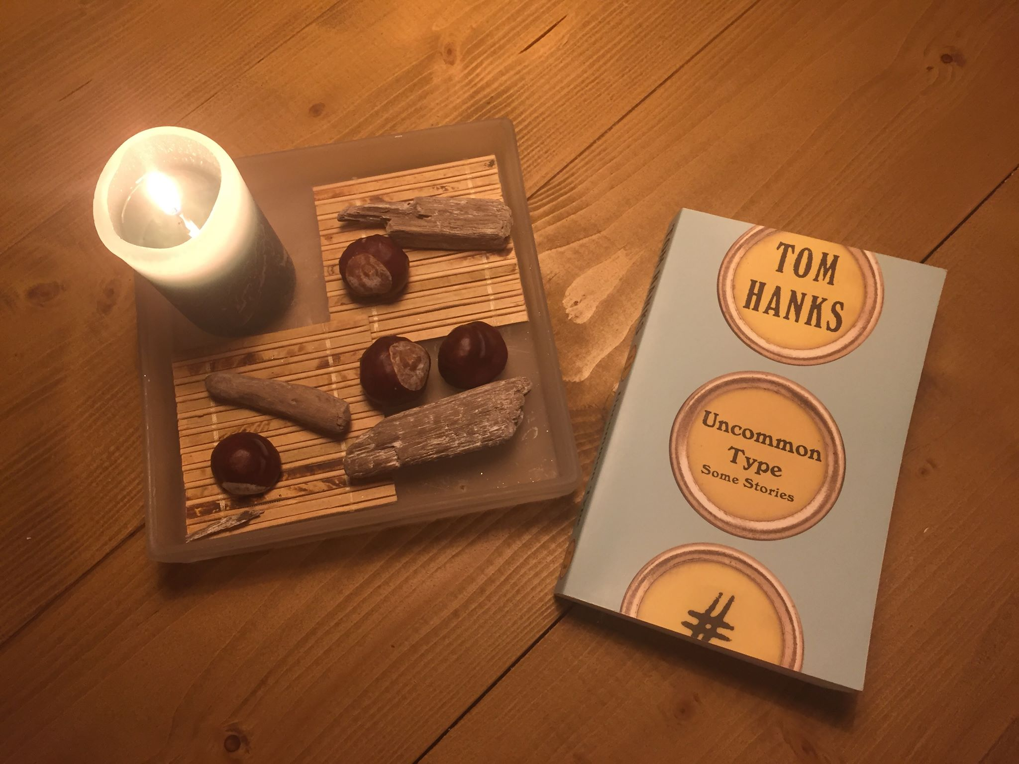 Uncommon Type Some Stories van Tom Hanks Recensie by Book Barista